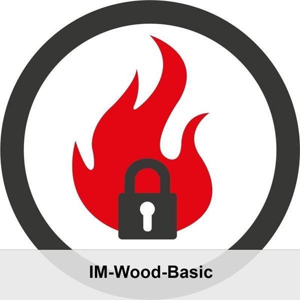 Brandvertrager voor hout binnen - Fumano